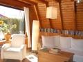 Wohnzimmer - Ferienhaus Ferienzeit - Ferienhäuser in Ahrenshoop