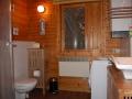 Bad mit Waschmaschine - Ferienhaus Strandgut - Ferienhäuser in Ahrenshoop
