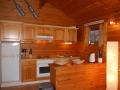 offene Küche - Ferienhaus Strandgut - Ferienhäuser in Ahrenshoop